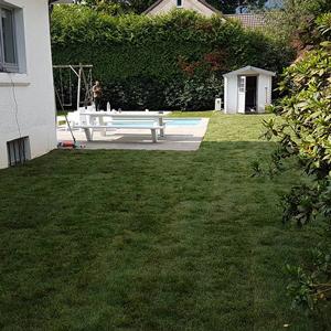 Besoin d'un professionnel pour refaire votre pelouse ou pour tailler votre haie ? Pensez Greenrod - élagage - taille et coup d'arbres et de haies, entretien de jardins