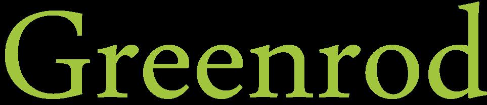Logo Greenrod, votre partenaire multi-services : élagage, tonte de pelouses, taille de haies, clôtures, pavage, aménagement de jardins