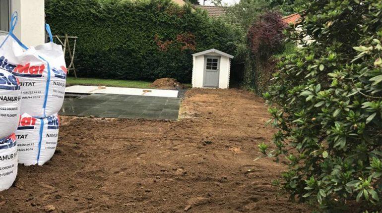 Création de pelouse sur mesure par Greenrod - votre partenaire multi-services